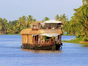 Kumarakom Houseboat Day Cruise
